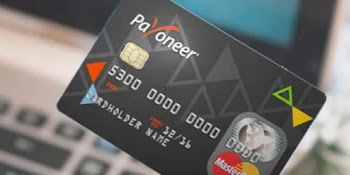 payoneer account mastercard