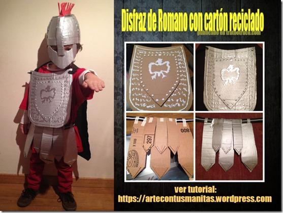 disfraz de Romano 31