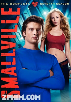Thị Trấn Smallville 7 - Smallville Season 7 (2007) Poster
