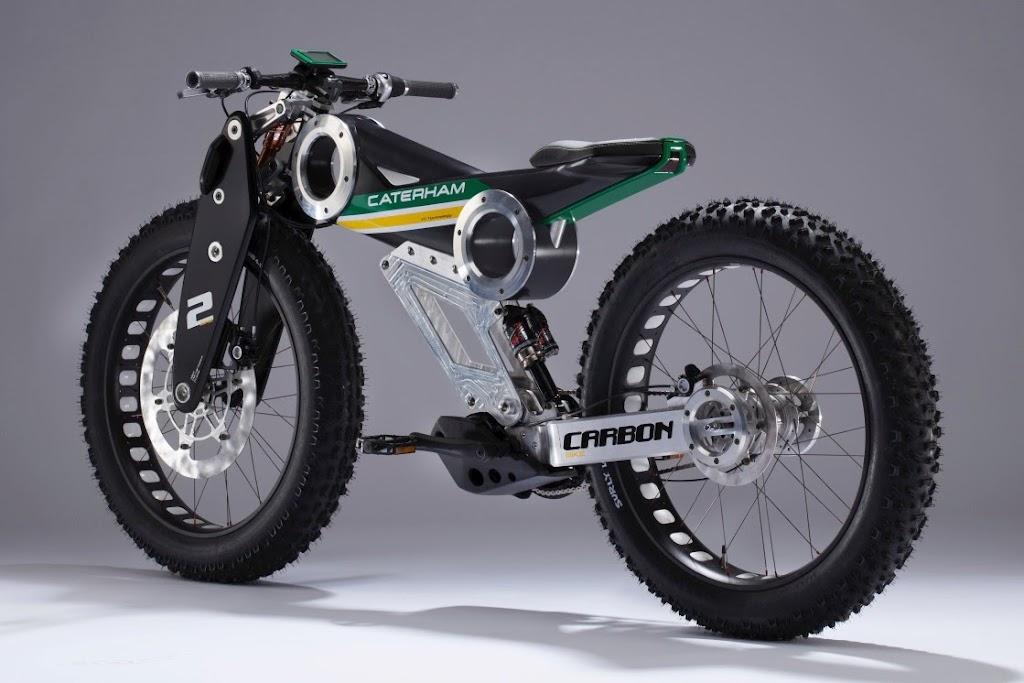 Caterham Carbom e-bike 02