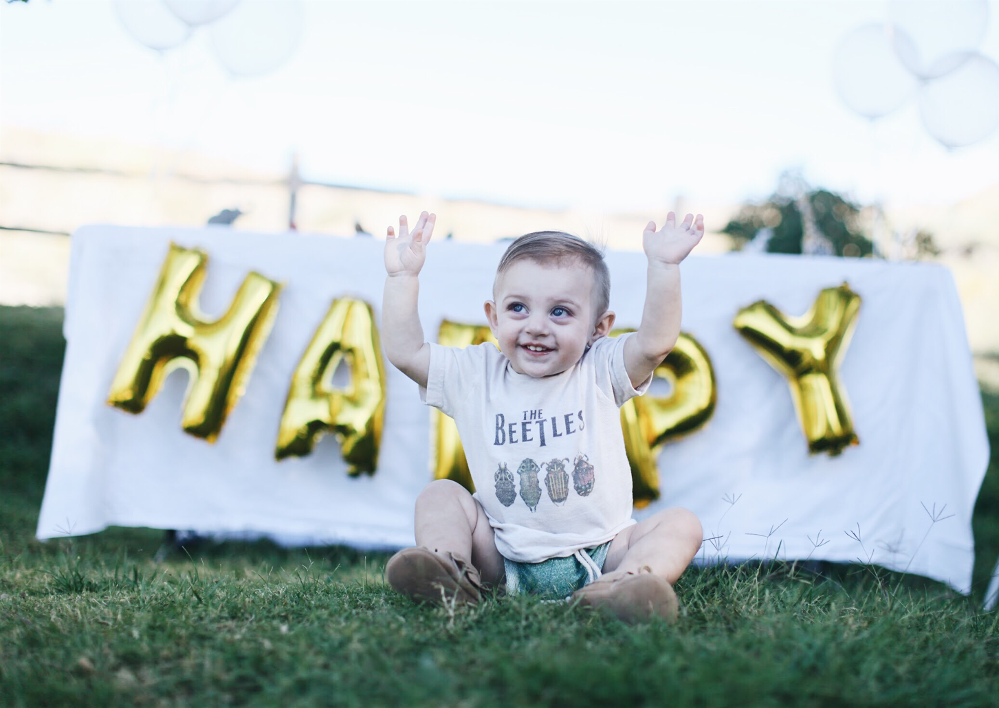 Conrad's 1st Birthday Party