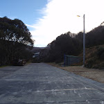 Walking along Guthega Rd (138309)