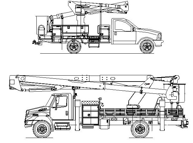 About The Usage Of Bucket Truck It Is Recommended That You Contact A Dealer Sells And Services Aerial Device Equipment For More Guidance