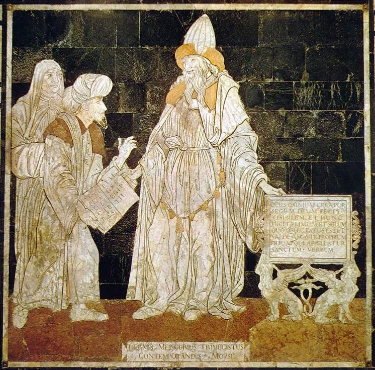 Hermes Trismegistus 3, Hermes Trismegistus