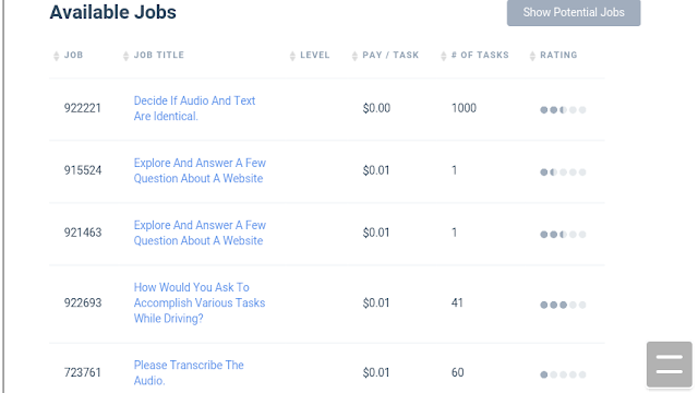 InboxDollars tasks screenshot