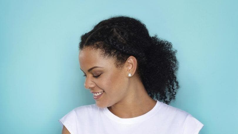 New Natural Hair Updos: Try These Styles At Home! 1