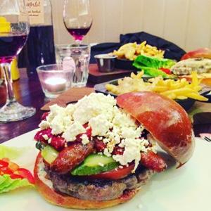 Hache Burger review