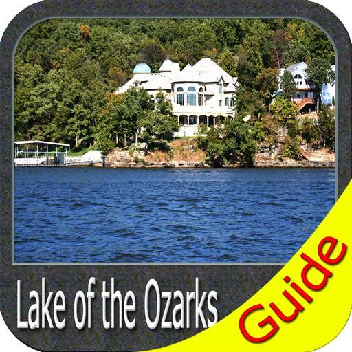 Icon for Lake of the Ozarks GPS Offline Fishing Charts