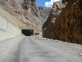 Road to the Khunjrab pass