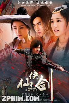 Tiên Hiệp Kiếm - Immortal Sword Hero (2015) Poster