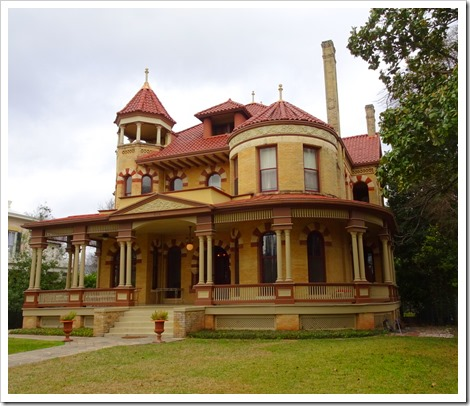 King William Historic Home District