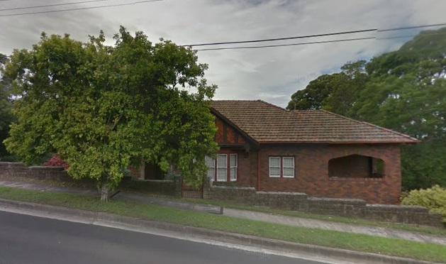 101 Mona Vale Road, Pymble, Streetview