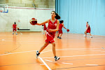Sabina entrena con la Selección y Tecnificación InfantilF