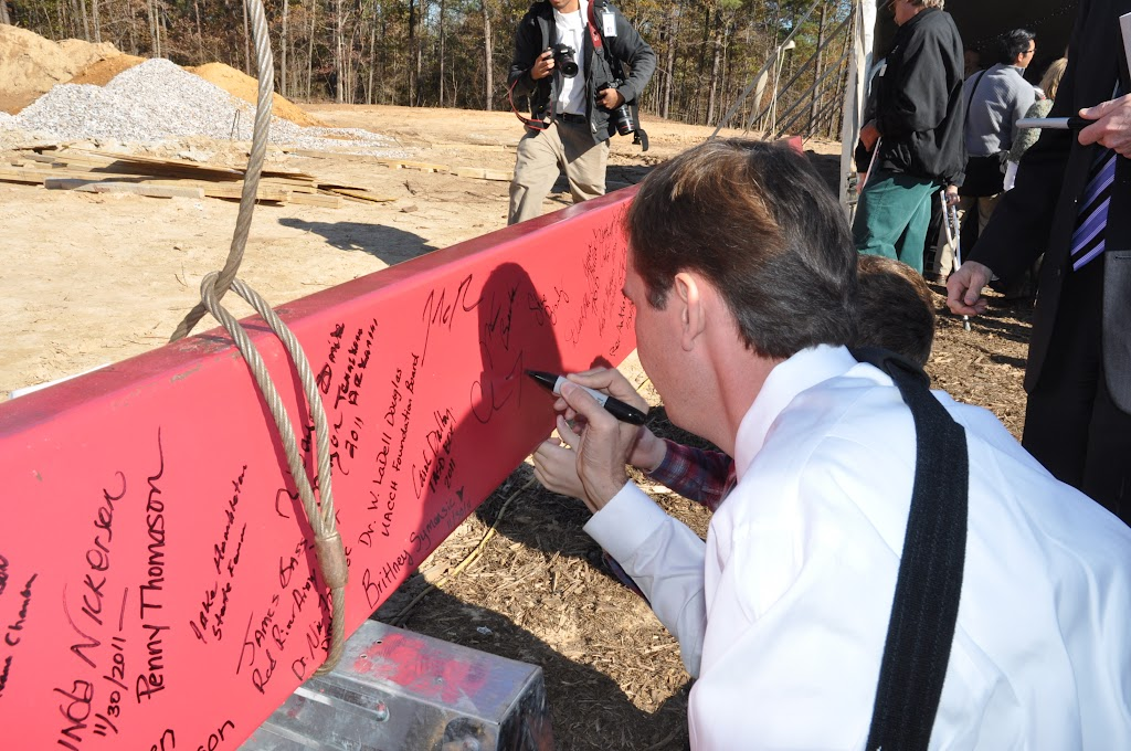 UACCH-Texarkana Creation Ceremony & Steel Signing - DSC_0245.JPG
