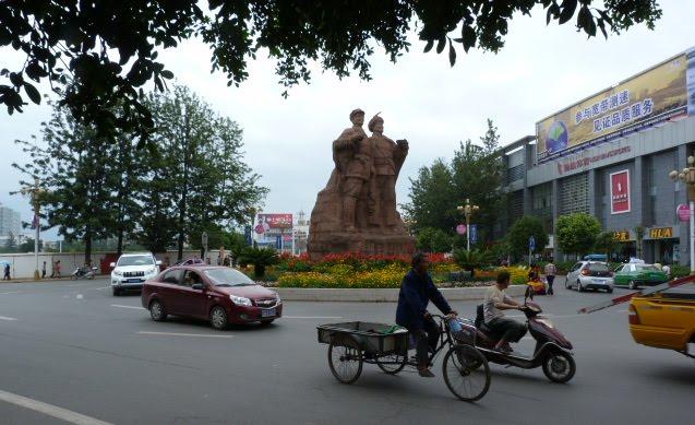 CHINE SICHUAN.XI CHANG ET MINORITE YI, à 1 heure de route de la ville - 1sichuan%2B731.JPG