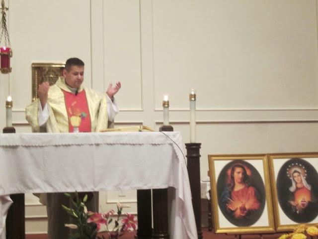 Fr. Ryszard Czerniak, SChr. New priest for Polish Apostolate from July 1, 2014. - IMG_2871_1.JPG