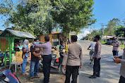 Mengawal Penerapan PPKM NTB, Jajaran Polres Dompu Gelar Ops Yustis