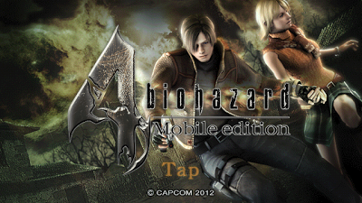 game Download Game Offline Resident Evil4 Apk+Data