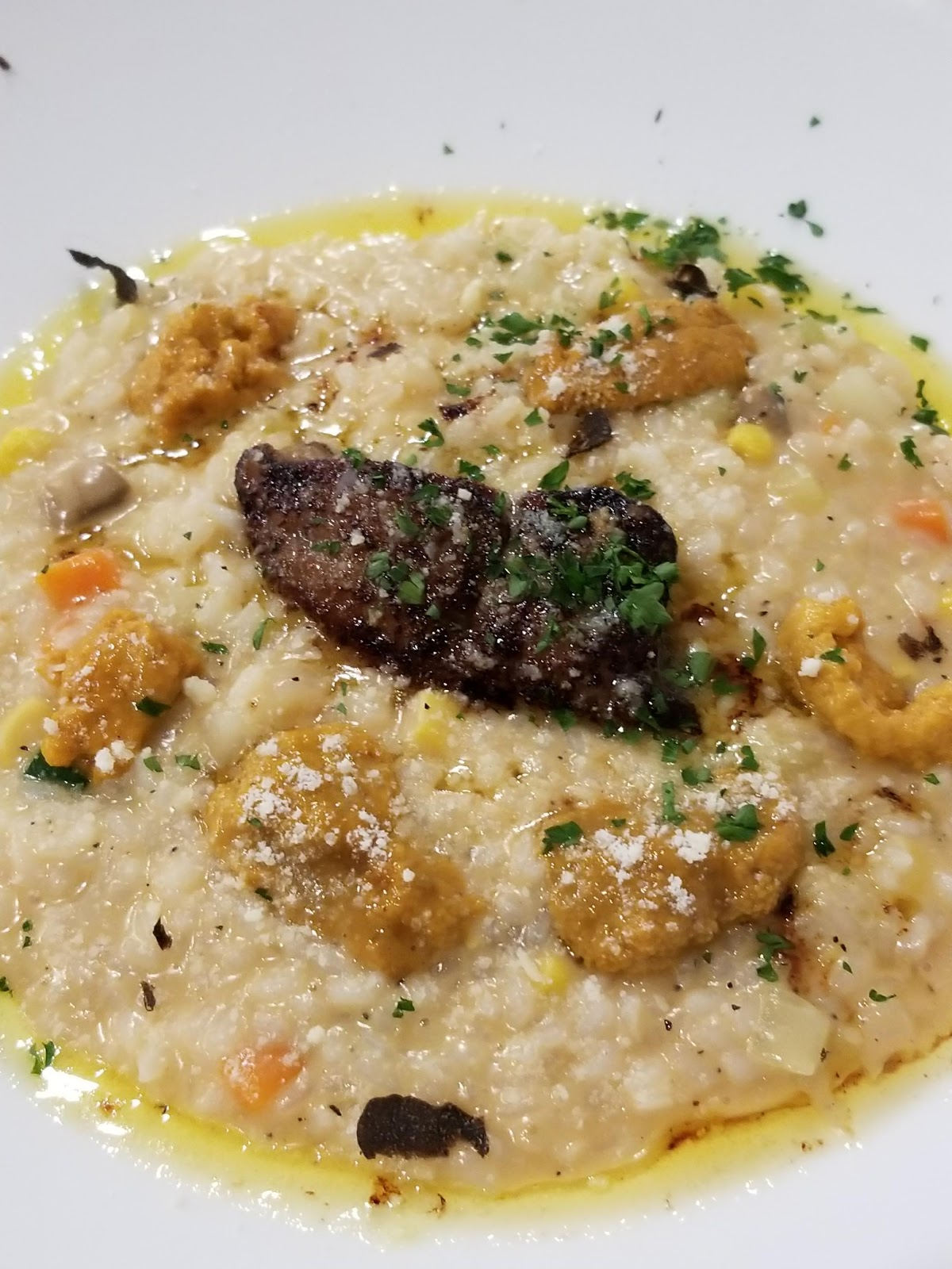 Los angeles torrance ca sea urchin foodie blogger