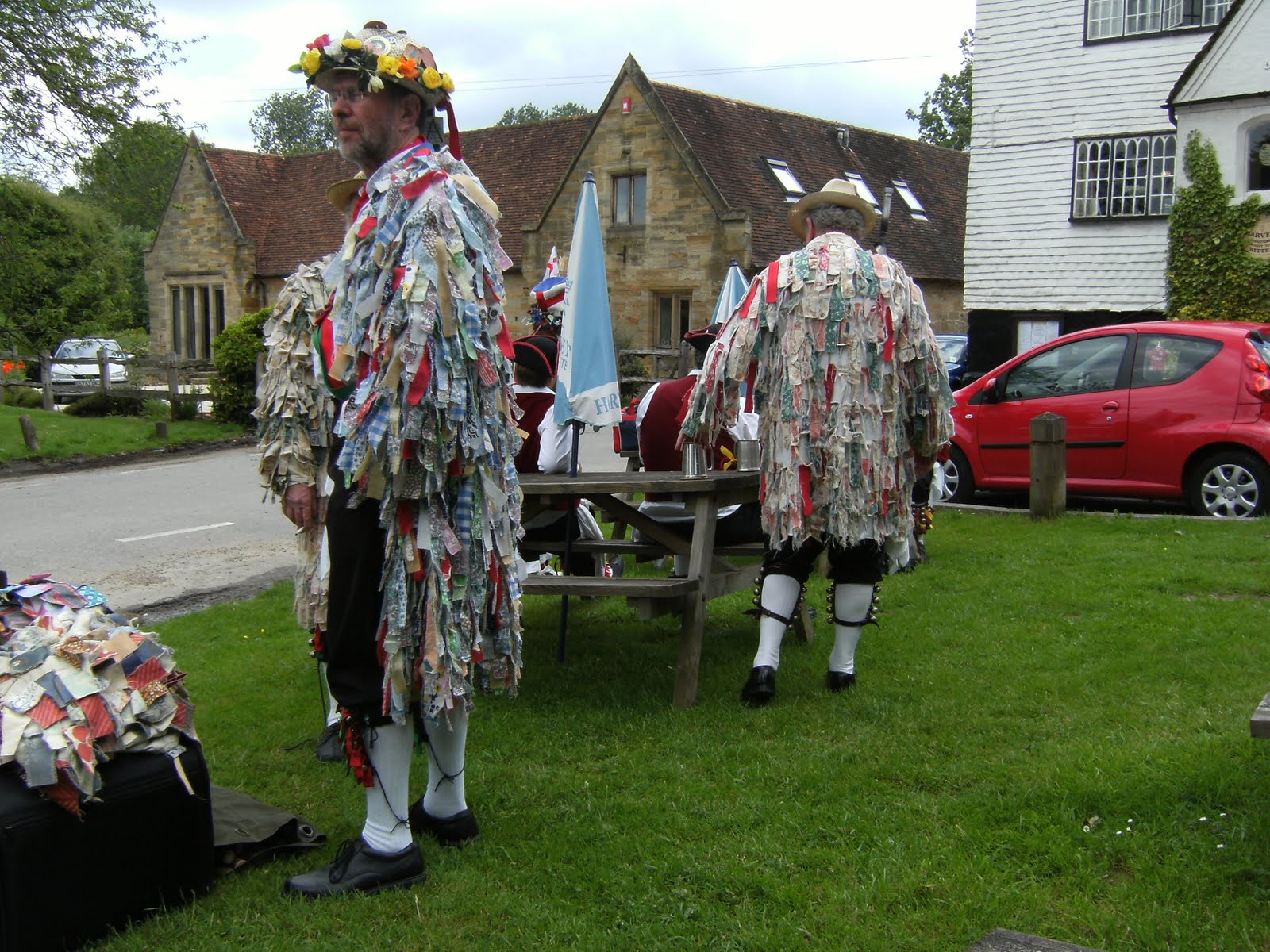 1006120021 Hartley Morris Men at the Dorset Arms