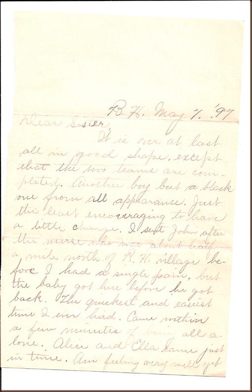 7 may 1897