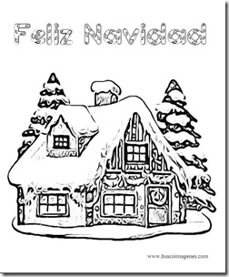 casa nevada colorear  (5)