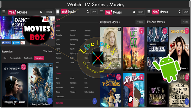 Movies Box Unlimited APK