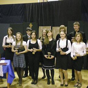 Złota dziesiątka szkoły 2011