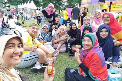 Yoga Festival bersama Kiranti