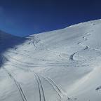 De belles combes avec une neige...parfaite