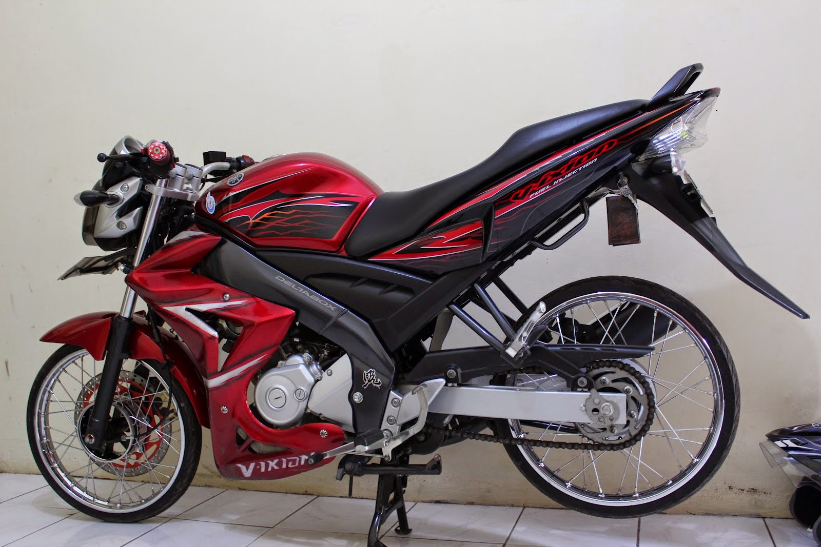 Cb150r Modifikasi Ceper