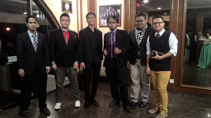 Malam Pra-Graduan FKPM 2014