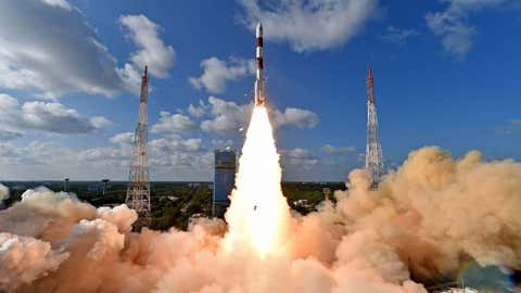 Successful mission by ISRO