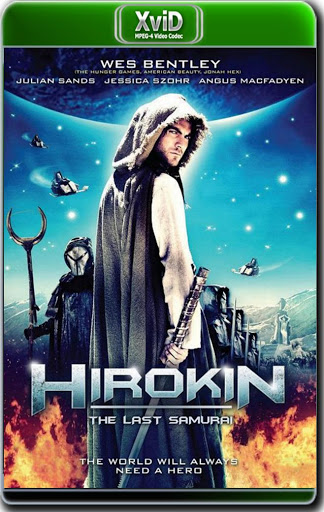 Download - Hirokin – O Último Samurai – DVDRip AVI Dual Audio + RMVB Dublado