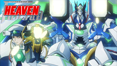 CardFight! Vanguard Legion Mate Hen - Ep 15
