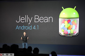 """jelly bean logo"""