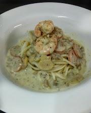 Resepi Mudah dan Sedap Spaghetti Carbonara