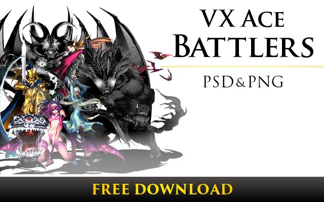 VX Ace Battlers