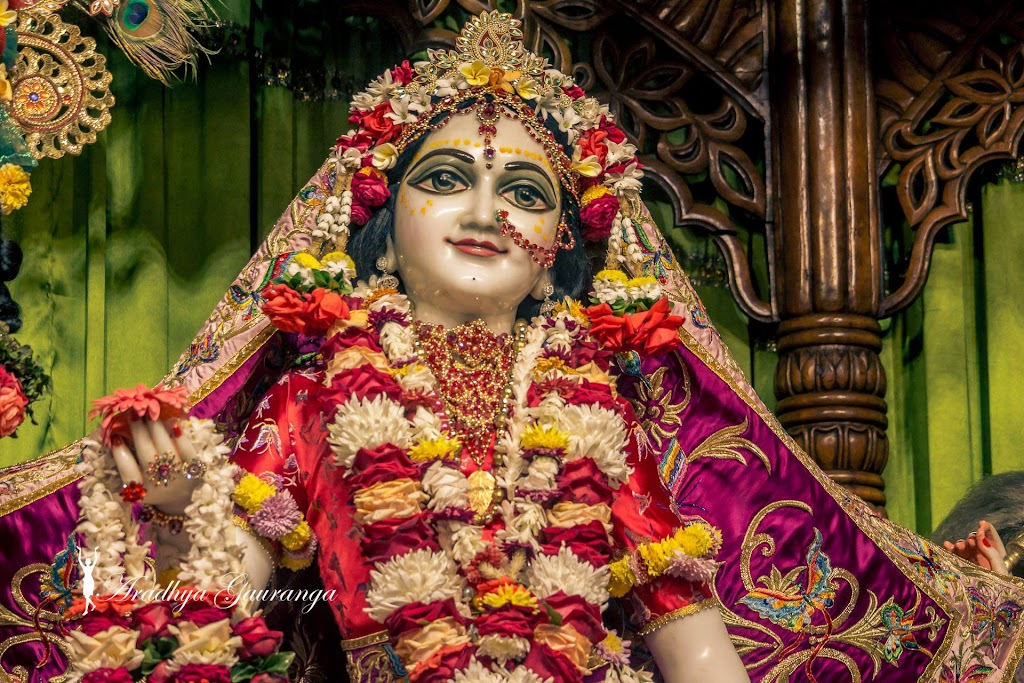 ISKCON Mayapur Deity Darshan 11 Jan 2017 (27)