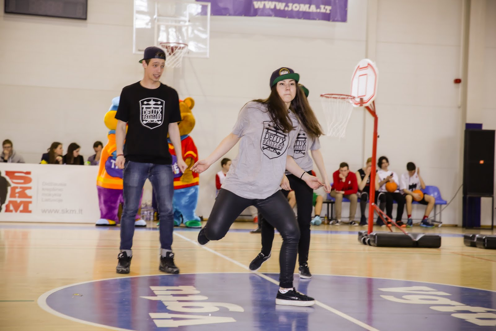 Sandra, Max ir Austė atidaro krepšinio varžybas! - BP9B9684.JPG