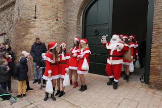 Navidades 2017 PAPA NOEL