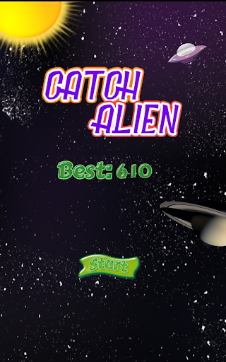 Catch Alien エイリアンキャッチ|玩休閒App免費|玩APPs