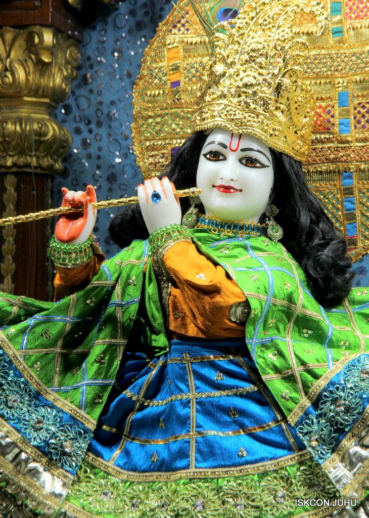 ISKCON Juhu Mangal Deity Darshan on 20th Jan 2017 (28)