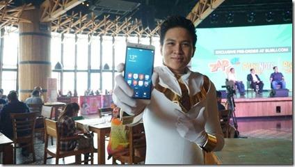 Polytron Zap 6 Note 4G550, Ponsel 4G LTE dengan Layar 5,5 Inci
