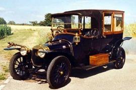 Panhard 1912 X21