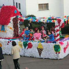 Cabalgata de Reyes - Barbaño 2013