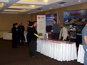 Photo: Career Fair 13:30-16:30 - Stantec table