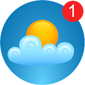 Weather today - Weather Forecast Apps 2019 Icon