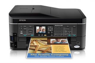 Drivers & Downloads Epson WorkForce 630 printer for Windows