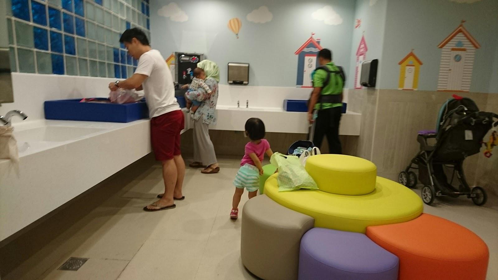 Mama Veevee Baby Diary Nursing Room At Waterway Point